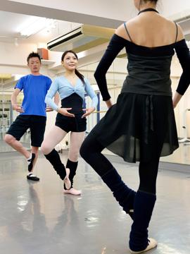 適度な運動量、詳しい説明でバレエの基礎がレベルアップするのは、入門Bクラス|東京渋谷、品川、中目黒、秋葉原のバレエ教室【バレゾナンス東京バレエスタジオ】