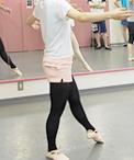 女性バレエウェア例
