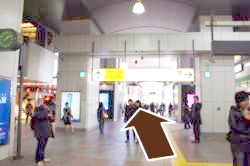 JR線・日比谷線『秋葉原』駅下車、徒歩7分のバレエ教室